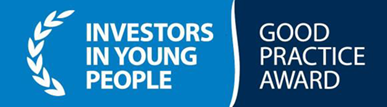 The Invest in young people logo
